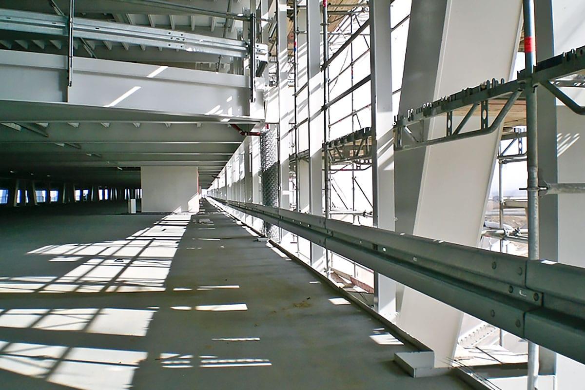 Neue Messe Stuttgart 03 - Industrieabsicherung