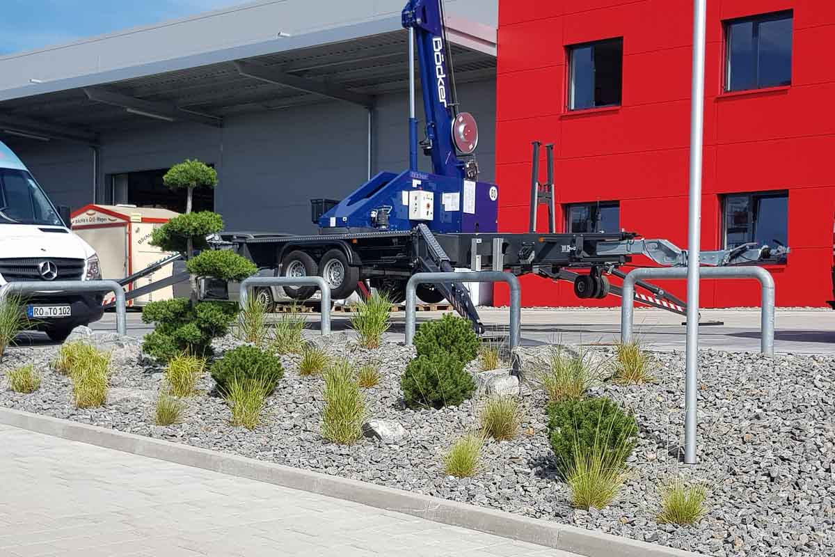 rammschutz pakplatz 3 - Rammschutz Parkplatz