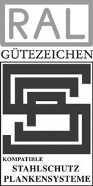guetesiegel stahlschutzplanken grey01 - Über Roleit