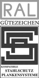 guetesiegel stahlschutzplanken grey01 - Verkehrswegesicherung