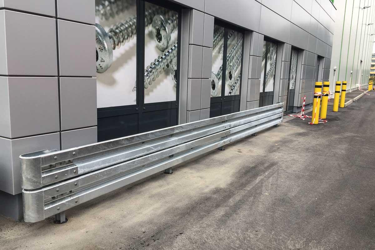 roleit fassadenschutz schutzplanke 5 - Fassadenschutz mit Schutzplanken