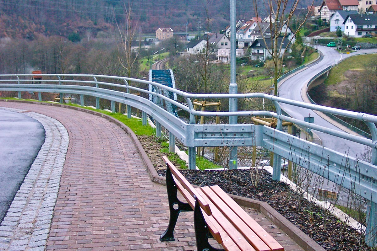 verkehrswegesicherung gelaender - Verkehrswegesicherung